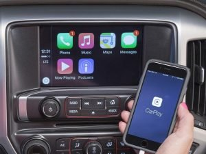 connect iPhone to your car