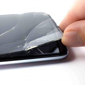 How to remove glass screen protector